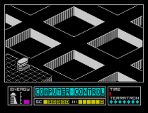 Alien Highway ZX Spectrum 38