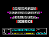Alien Highway ZX Spectrum 39