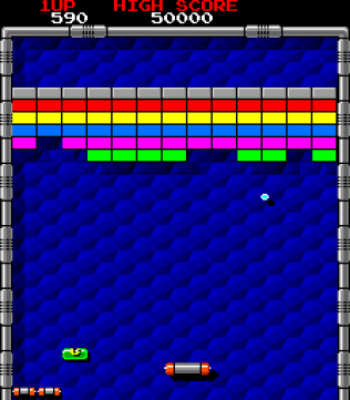 Arkanoid Arcade 04