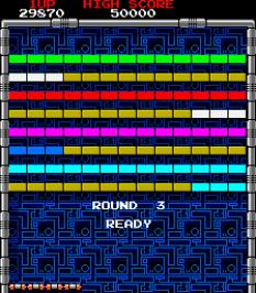 Arkanoid Arcade 16