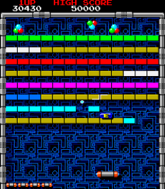 Arkanoid Arcade 18