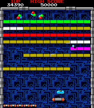 Arkanoid Arcade 22