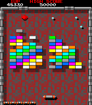 Arkanoid Arcade 31
