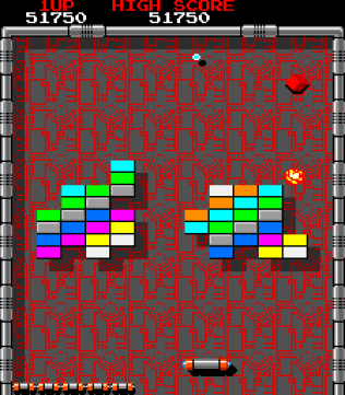Arkanoid Arcade 32