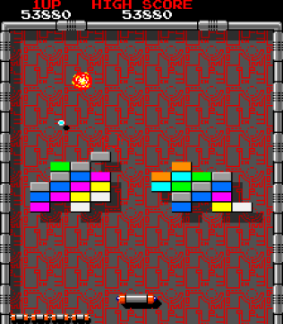 Arkanoid Arcade 34