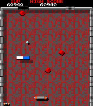 Arkanoid Arcade 40