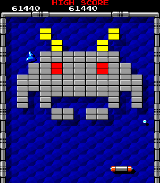 Arkanoid Arcade 42