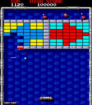 Arkanoid - Revenge of Doh Arcade 05