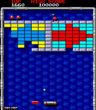 Arkanoid - Revenge of Doh Arcade 06