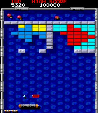 Arkanoid - Revenge of Doh Arcade 08