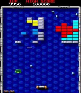 Arkanoid - Revenge of Doh Arcade 09