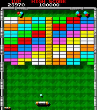 Arkanoid - Revenge of Doh Arcade 15