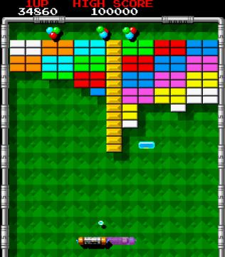 Arkanoid - Revenge of Doh Arcade 18