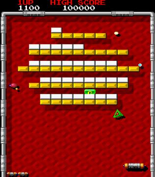 Arkanoid - Revenge of Doh Arcade 22