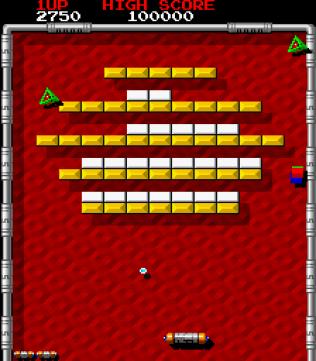 Arkanoid - Revenge of Doh Arcade 23