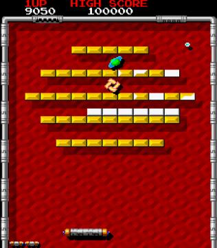 Arkanoid - Revenge of Doh Arcade 27