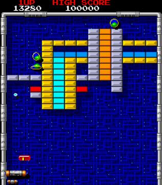 Arkanoid - Revenge of Doh Arcade 33