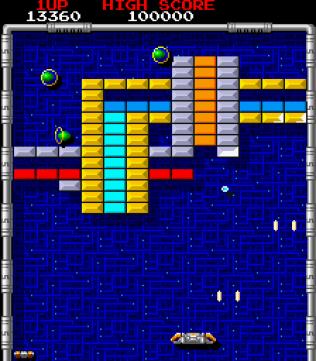 Arkanoid - Revenge of Doh Arcade 34