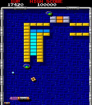 Arkanoid - Revenge of Doh Arcade 37