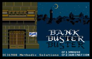 Bank Buster Atari ST 01