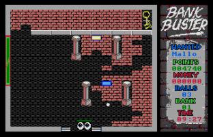 Bank Buster Atari ST 09