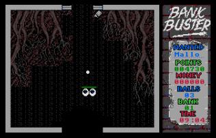 Bank Buster Atari ST 10