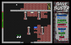 Bank Buster Atari ST 11