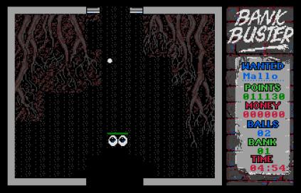 Bank Buster Atari ST 20