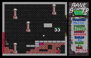 Bank Buster Atari ST 22