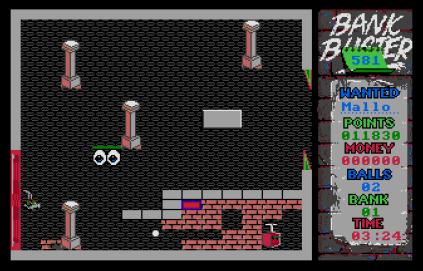 Bank Buster Atari ST 23