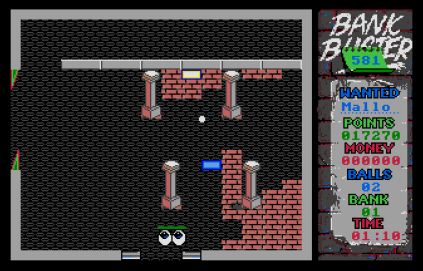 Bank Buster Atari ST 31