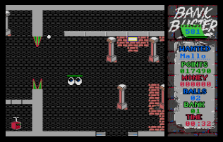 Bank Buster Atari ST 32
