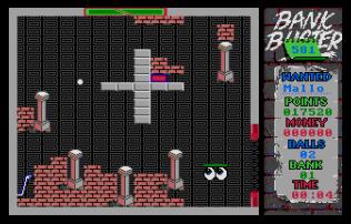 Bank Buster Atari ST 33