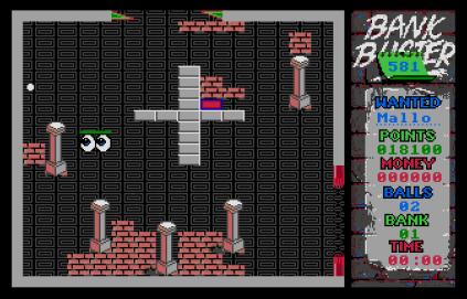 Bank Buster Atari ST 34