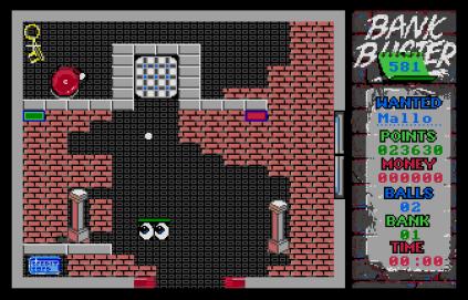 Bank Buster Atari ST 42