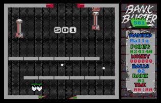 Bank Buster Atari ST 43