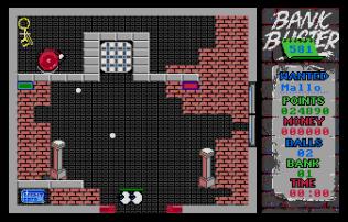 Bank Buster Atari ST 44