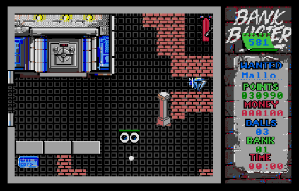 Bank Buster Atari ST 56