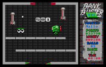Bank Buster Atari ST 60
