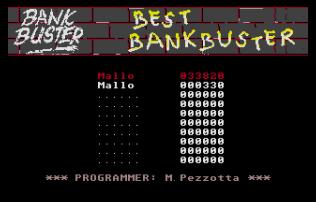 Bank Buster Atari ST 63