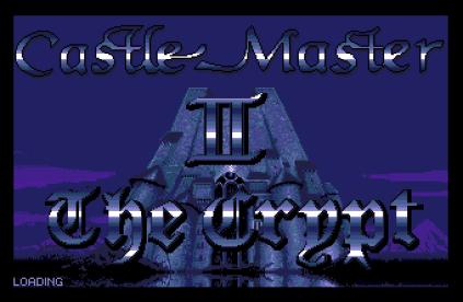Castle Master 2 - The Crypt Amiga 01