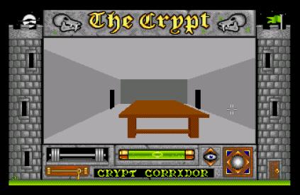 Castle Master 2 - The Crypt Amiga 09
