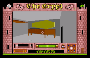 Castle Master 2 - The Crypt Amiga 12