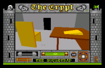 Castle Master 2 - The Crypt Amiga 16