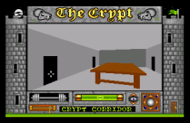 Castle Master 2 - The Crypt Amiga 17