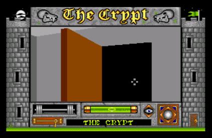 Castle Master 2 - The Crypt Amiga 20