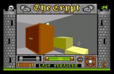 Castle Master 2 - The Crypt Amiga 22