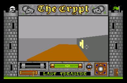 Castle Master 2 - The Crypt Amiga 23