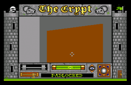 Castle Master 2 - The Crypt Amiga 31