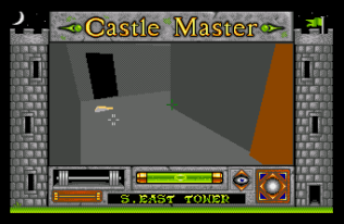Castle Master Amiga 10